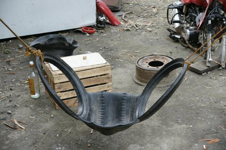 Как сделать садовые стулья