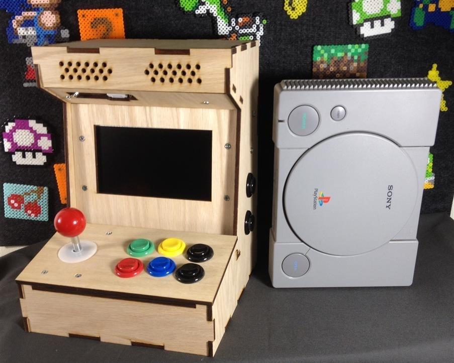 Делаем игровой автомат в домашних условиях (26 фото