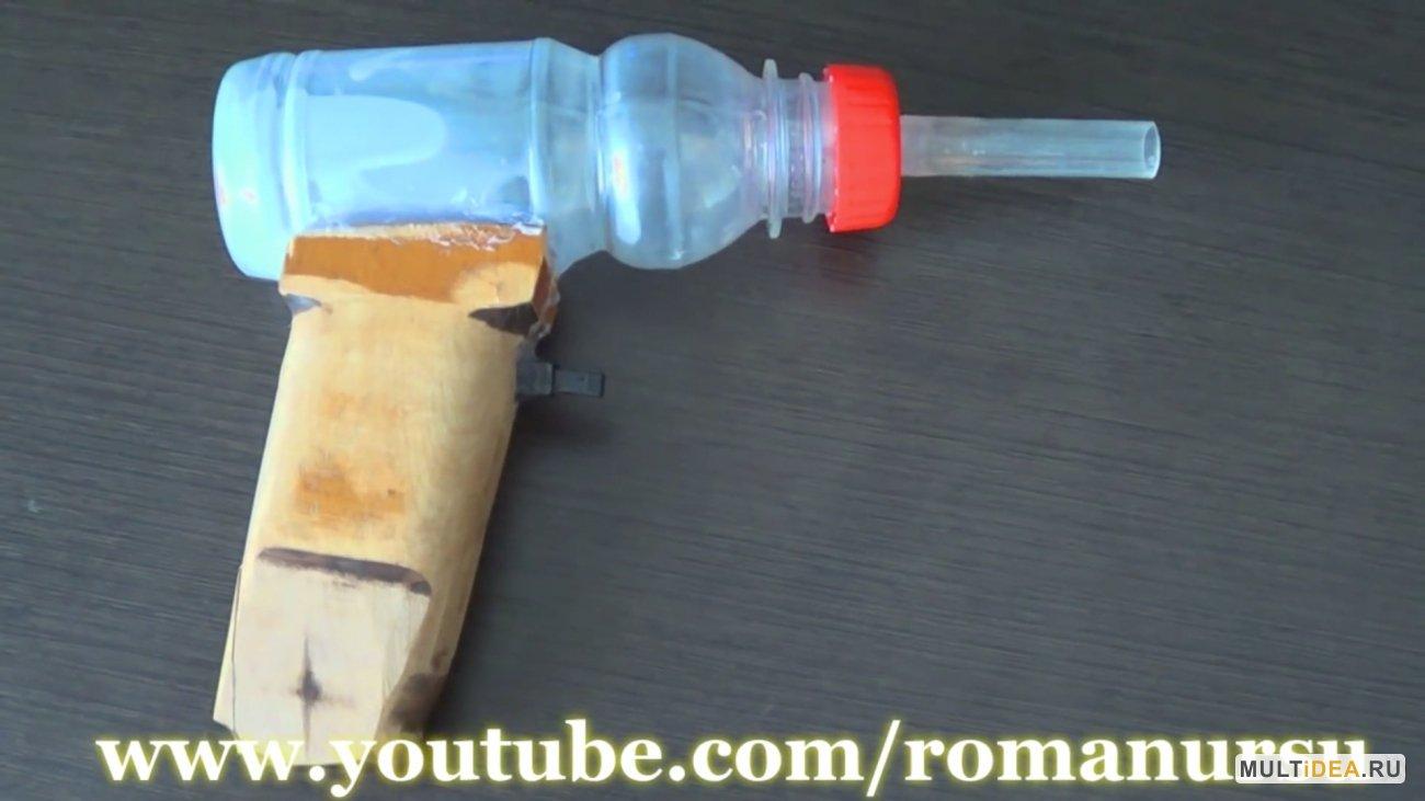 Как сделать самодельный пистолет в домашних условиях: http://vashesamodelkino.ru/blog/43757708297