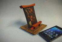 Настольная подставка для мобильного телефона