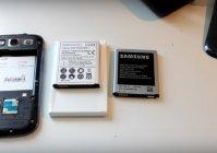 Samsung Galaxy s3 + 7000 mAh аккумулятор