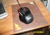 Коврик для мышки за 20 минут