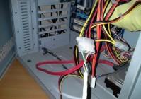 Подключение автомагнитолы от блока питания компьютера