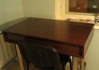 Самодельный стол из ДСП 2 в 1 своими руками