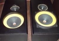 Самодельная 2-х полосная акустическая система