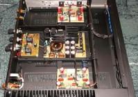 """Самодельный транзисторный усилитель звука """"Черныш"""""""