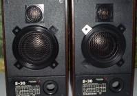 Доработка колонок Radiotehnika S-30