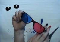 Как сделать 3D очки своими руками