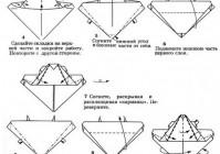 Оригами танк своими руками из бумаги