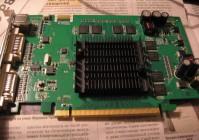 Временный ремонт GeForce 8600GT