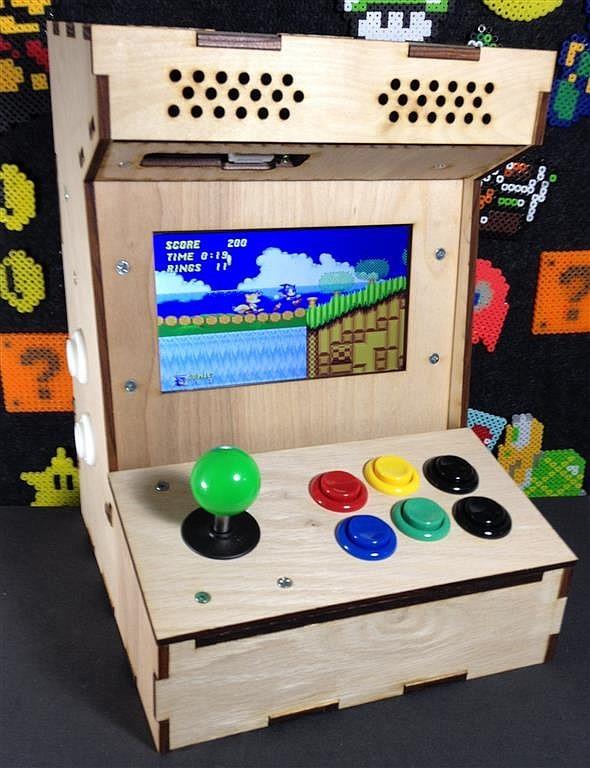 Как сделать игровой автомат: мастер-класс от «Королевы 14