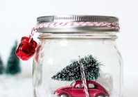 Новогодняя елка на машине своими руками для мужчин