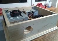 Деревянный корпус системного блока своими руками
