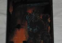Моддинг чехла телефона в стиле игры Oblivion / Cover for phone: Oblivion