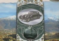 Декорирование обложки смартфона: «Путешествие по изумрудным холмам» / Cover for the smartphone: Journey through the emerald hills