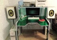 Компьютерный стол и стул своими руками