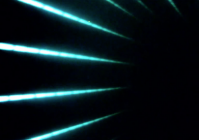 Световой туннель