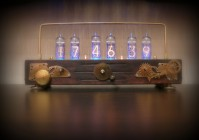 Nixie clock Ин-14