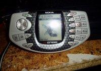 Покраска мобильного телефона Nokia N-Gage Classic