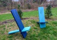 Садовые стулья Викинги