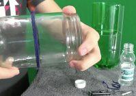 Как разрезать стеклянную банку или бутылку ниткой