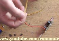 Портативное зарядное USB устройство своими руками