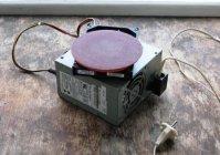 Шлифовальная машинка из жесткого диска своими руками