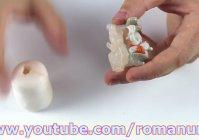 Молд (mould) из силикона своими руками