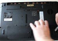 Acer Aspire 5742 разборка и очистка