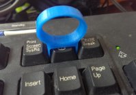 Съемник кнопок клавиатуры