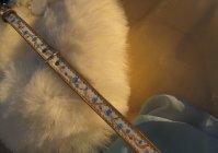 """Ошейник для собак: """"Небесные цветы"""" / Collar for dogs: """"Heavenly flowers"""""""