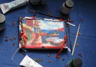 """Ежедневник: """"Морская идилия"""" / Datebook: Sea idyll"""