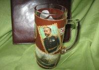 """Пивной бокал """"Адмиральский"""" / Beer glass: """"Admiral"""""""