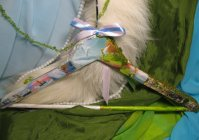 """Вешалка для одежды """"Феи"""" / Clothes hanger: Fairy"""