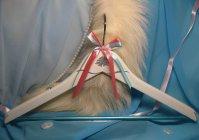 Плечики - вешалка с ручной росписью: