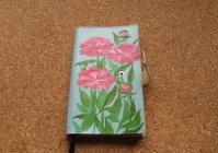 Записная книжка с ручной росписью