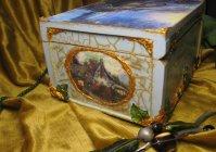 Шкатулка: Волшебные домики / Casket: Magical houses