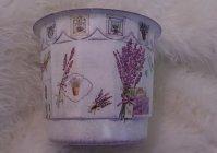 "Кашпо: ""Прованс"" / Pots: Provence"