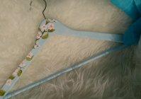"""Вешалка для одежды: """"Яблоневый цвет"""" / Hanger сlothes : """"Apple blossoms"""""""
