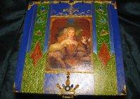 """Большая шкатулка: """"Золушка"""" (из дуба) / Big box: """"Cinderella"""" (oak)"""