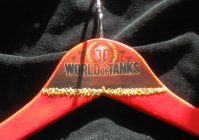 "Вешалка для одежды: ""World of Tanks‎"" / Hanger сlothes : ""World of Tanks‎"""