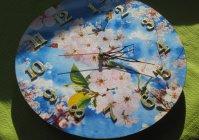 """Часы """"Цветущий сад"""" / Watches """"Blooming garden"""""""