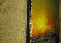 """Ежедневник """"Морской пейзаж"""" / Datebook: Seascape"""