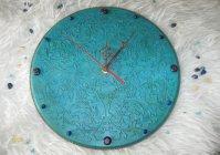 """Часы """"Бирюзовое настроение"""" / Watches """"Turquoise mood"""""""