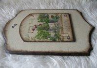 """Панно """"Травы прованса"""" / Panel """"Herbs of Provence"""""""