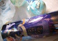 Набор ёлочных шариков с росписью