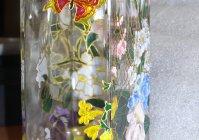 """Ваза """"Цветы весны"""" / Vase """"Flowers of spring"""""""