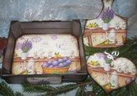 """Кухонный набор """"Прованс"""" / Kitchen kit """"Provence"""""""