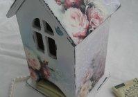 "Интерьерный комплект ""Шебби шик розы"" / Interior kit ""Rose shabby chic"""