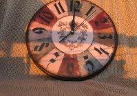 """Часы """"Средневековье"""" / Clock """"Middle Ages"""""""